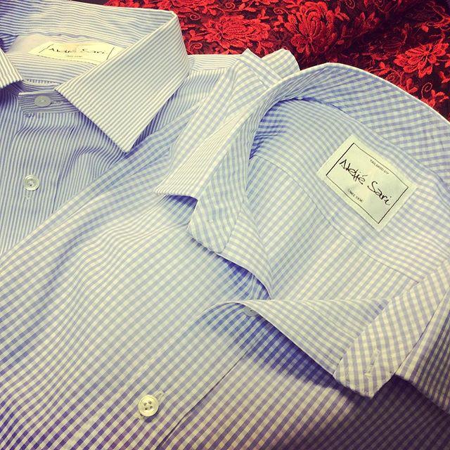 Erbjuder skräddarsydda skjortor från mått till färdigt. Passa på att beställa material från Acorn Fabrics under september månad för säsongens behov. Din Skräddare i Helsingborg