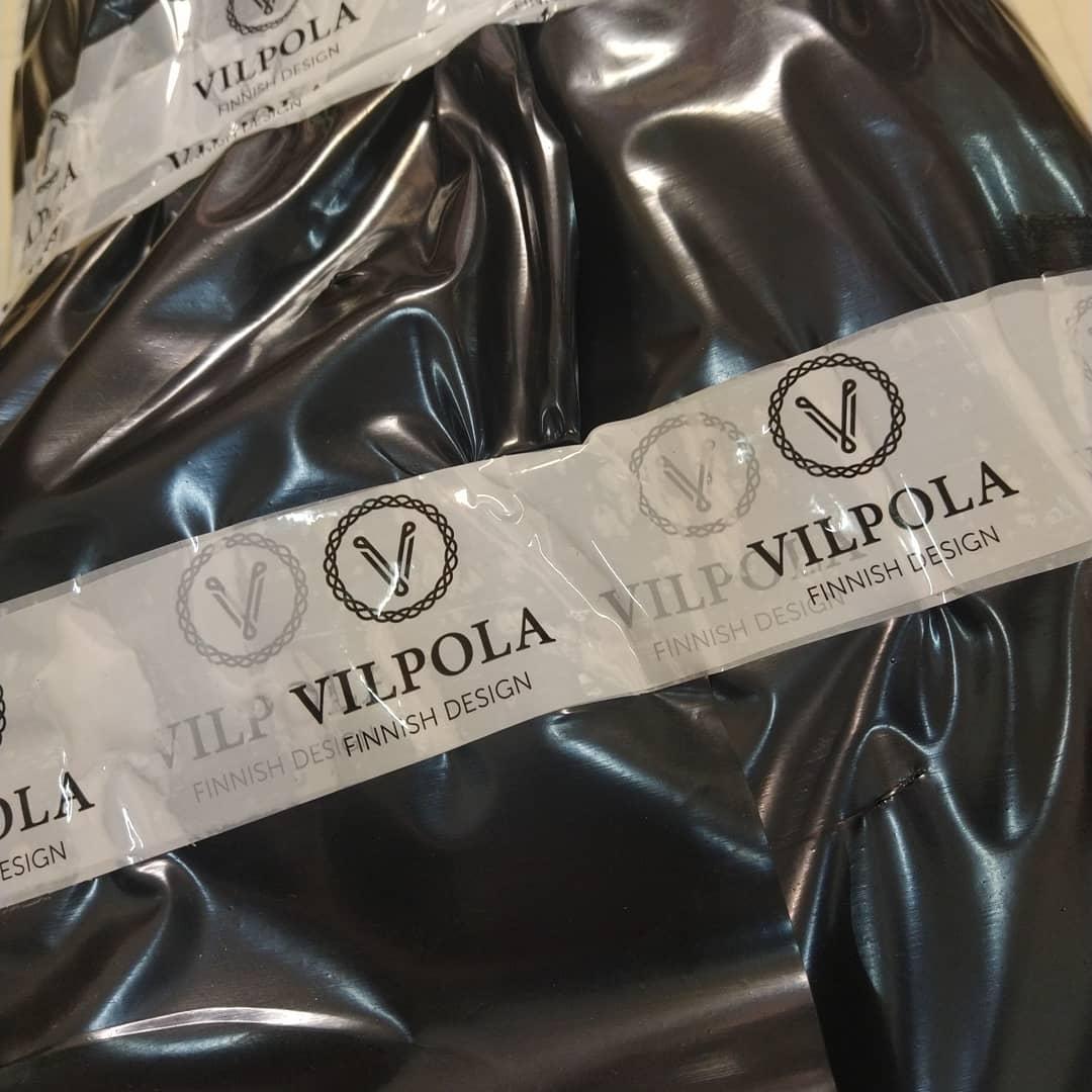 Japp... Spännande... Finland fortsätter att leverera finsk design i textiler...