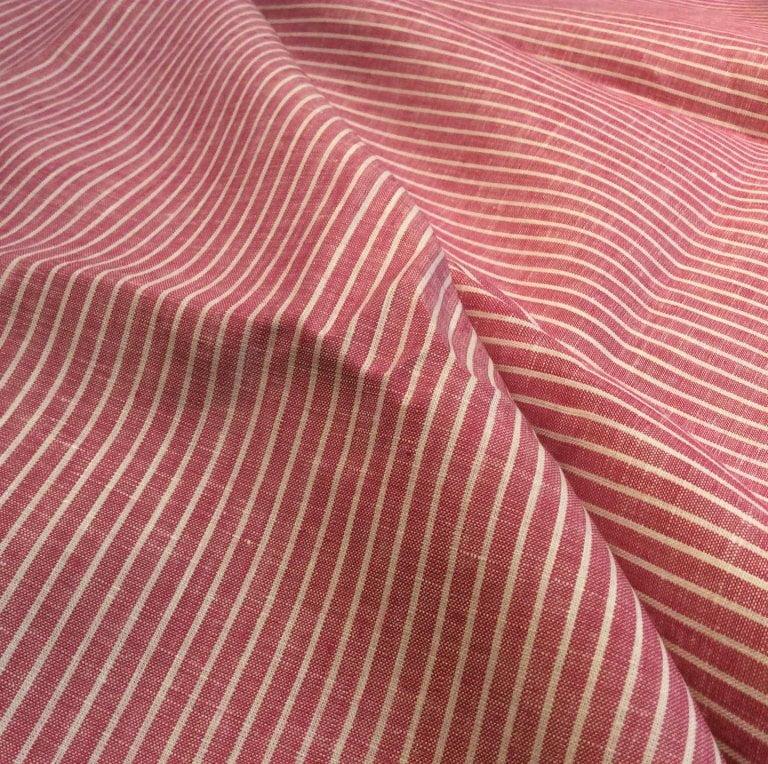 09 Coral Linen från Acorn Fabrics ett kvalitativt linnetyg från England. En skjorta, klänning, byxor? Välkommen att bekanta dig med kvalitet och olika design för kommande säsong. Din Skräddare i Helsingborg.