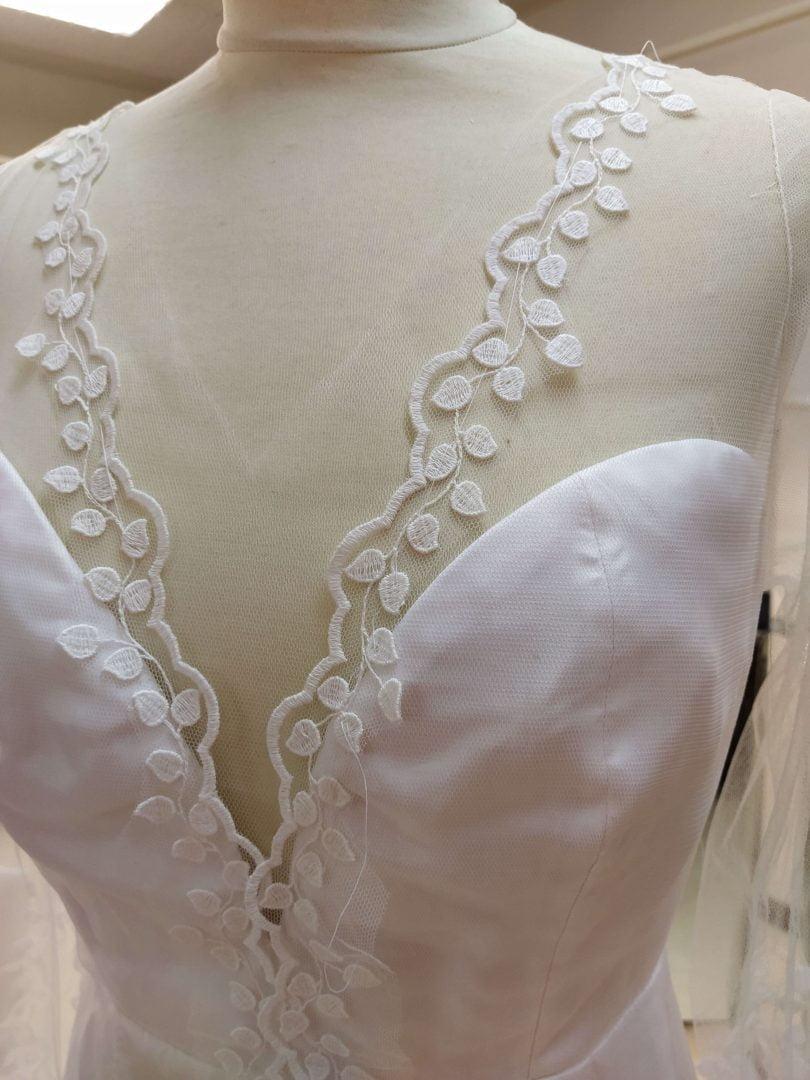 Brudklänning Helsingborg Skåne